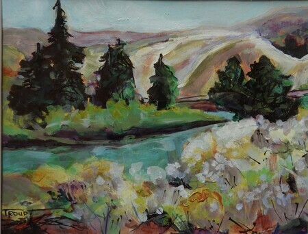 Bend in the River Study