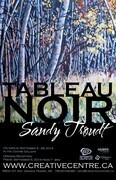 TABLEAU NOIR: The Brilliance of Black